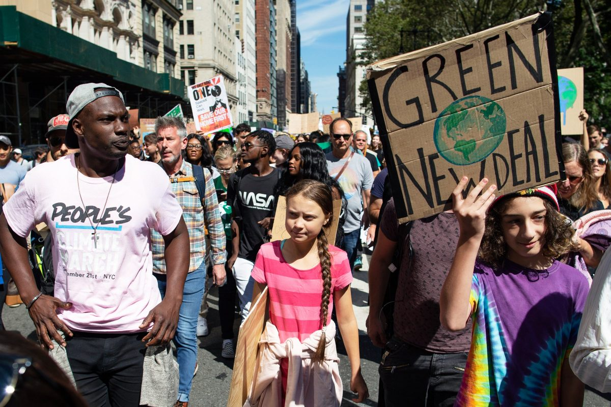 Thousands of Tech Workers Join Global Climate Change Strike